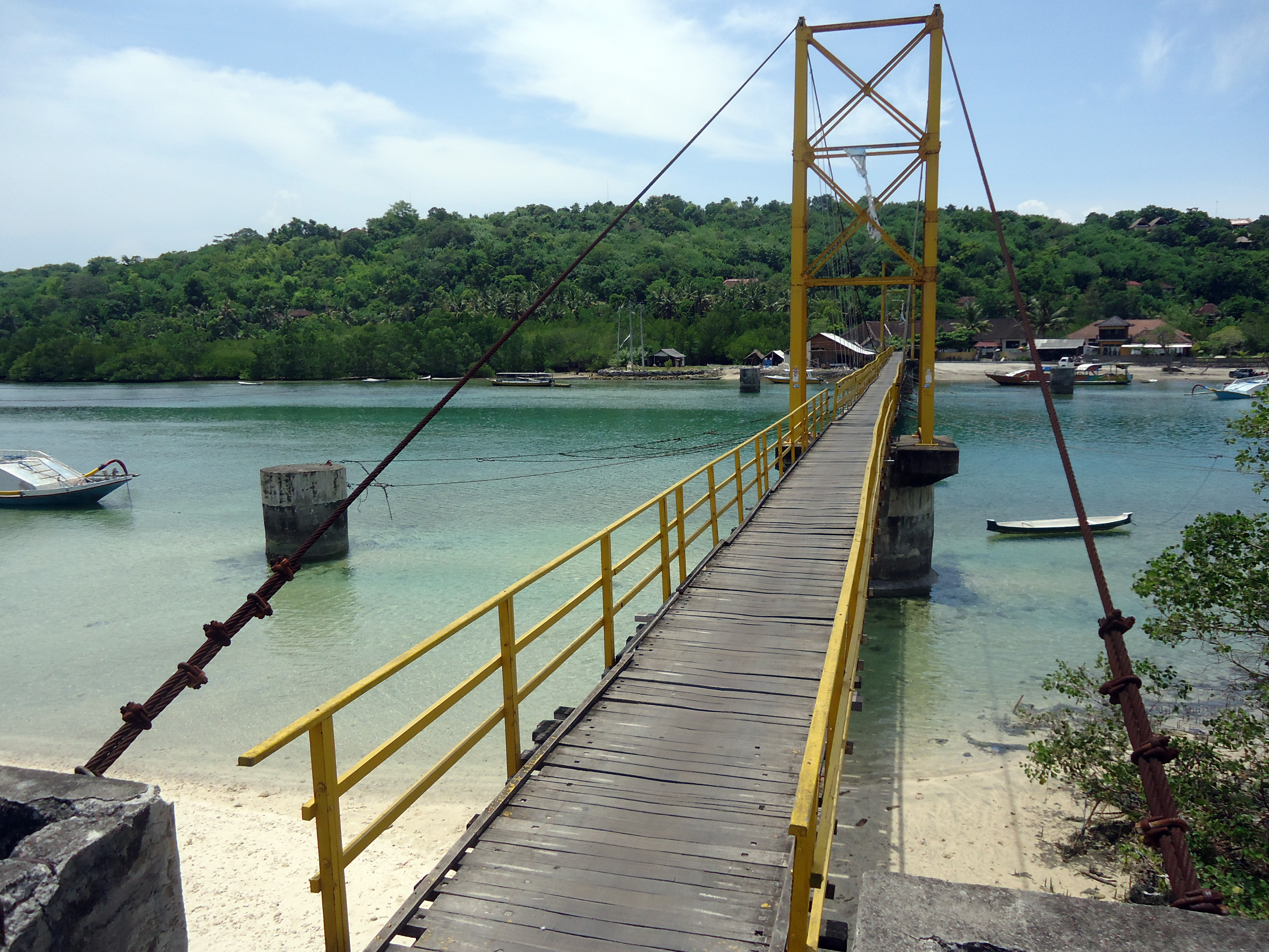 how to get to nusa lembongan from bali