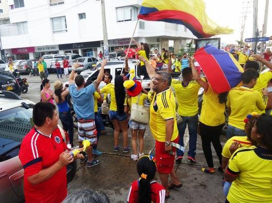 street parade cartagena